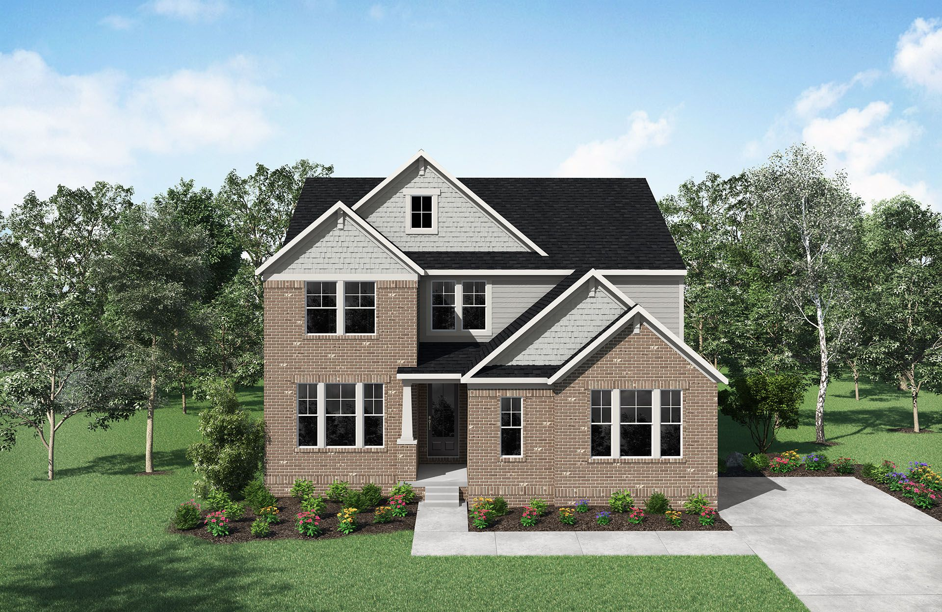 Single Family for Sale at River Oaks - The Manor - Everly Lebanon, Tennessee 37090 United States