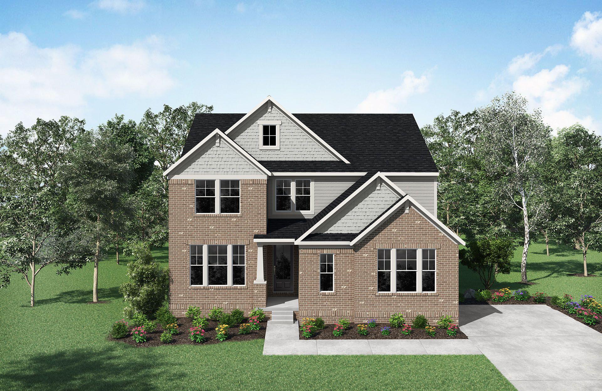 Singola Famiglia per Vendita alle ore River Oaks - The Manor - Everly Lebanon, Tennessee 37090 United States