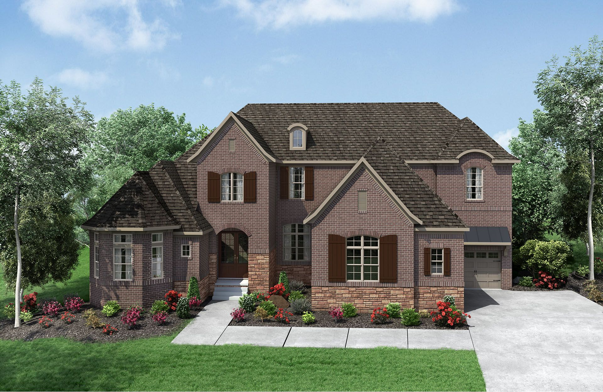 Single Family for Active at Dresden 5000 Weatherford Pass Franklin, Tennessee 37064 United States