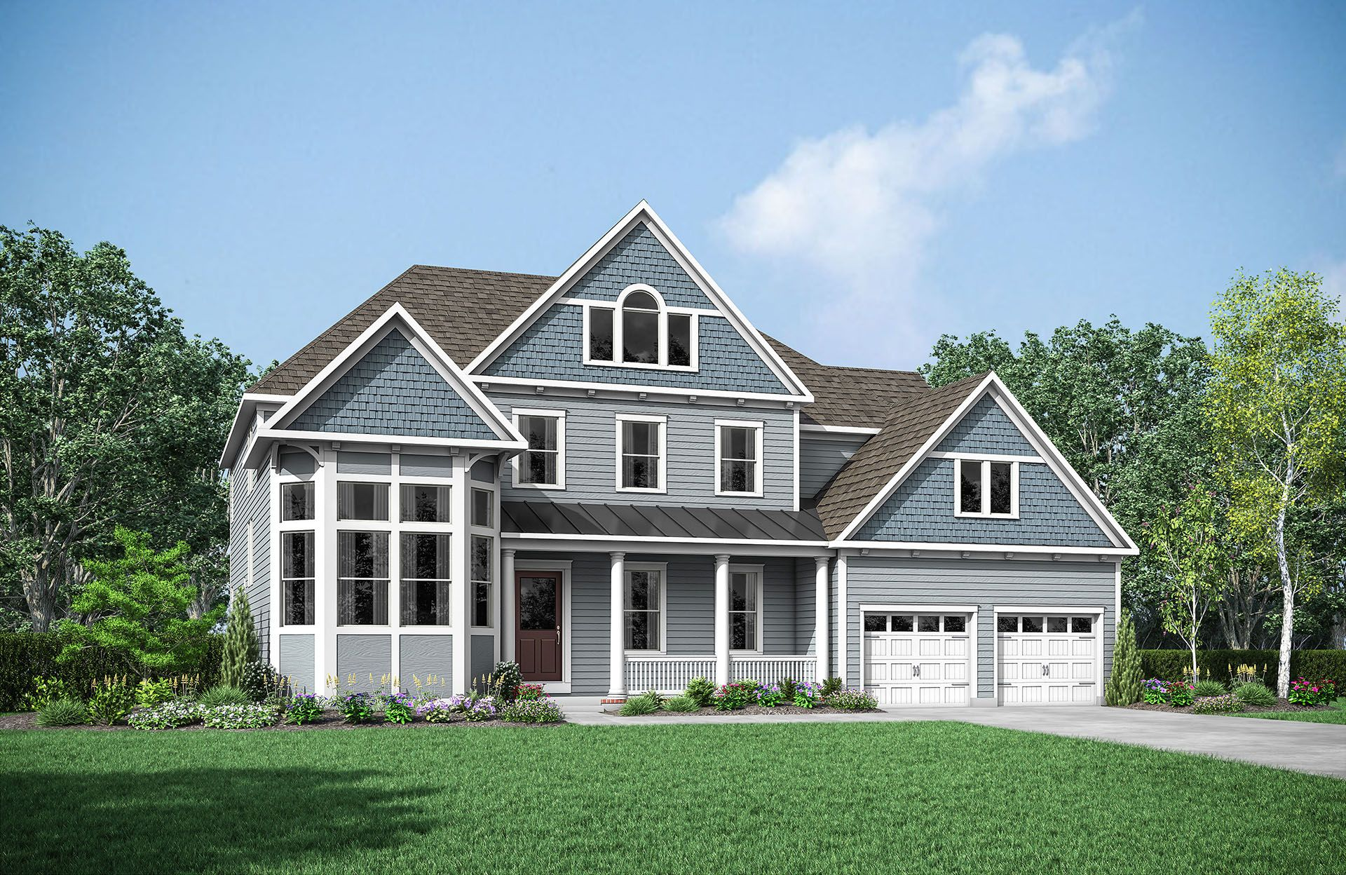 Single Family for Active at Sudley Farm - Great Falls Doubleday Road Centreville, Virginia 20120 United States