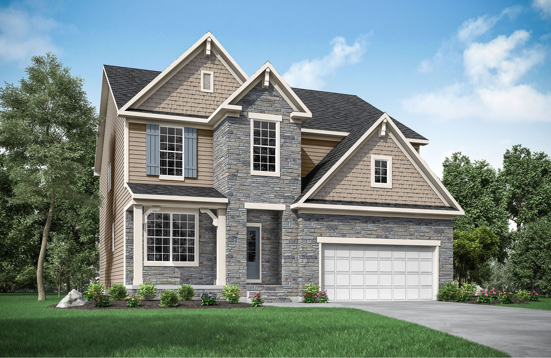 Single Family for Active at Northwood 508 Adkins Ridge Road Rolesville, North Carolina 27571 United States