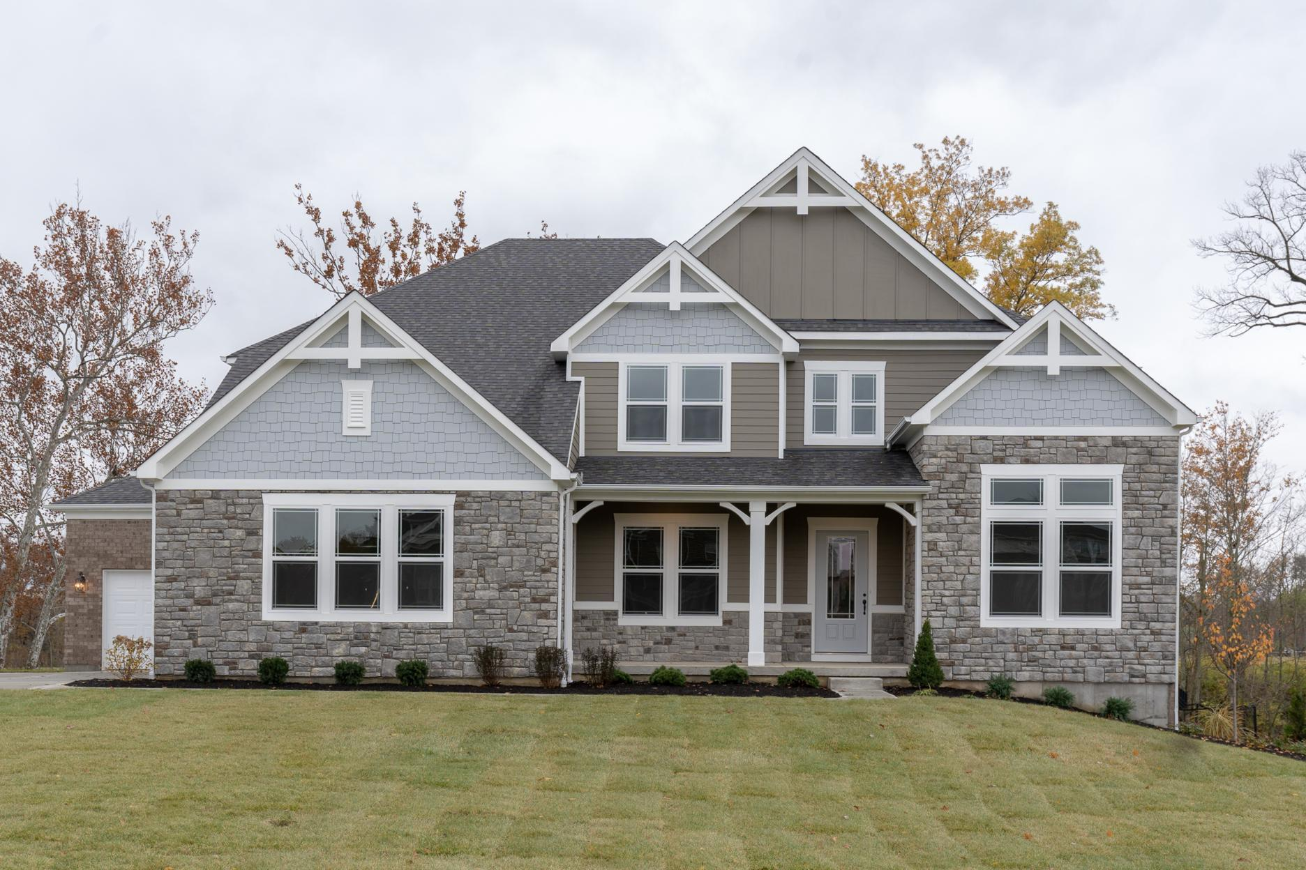 单亲家庭 为 销售 在 Mount Vernon 5481 Sentinel Oak Drive Mason, Ohio 45040 United States