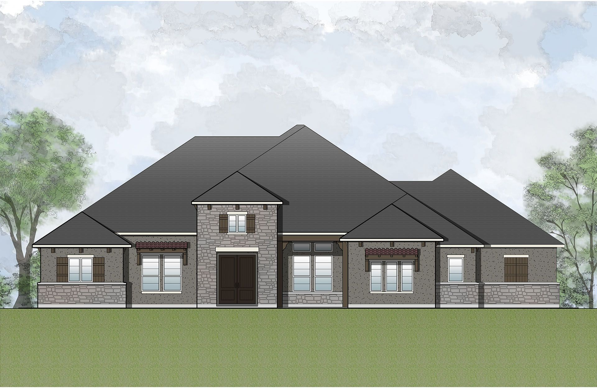 Single Family for Active at Channing Ii 505 Houston Loop Liberty Hill, Texas 78642 United States