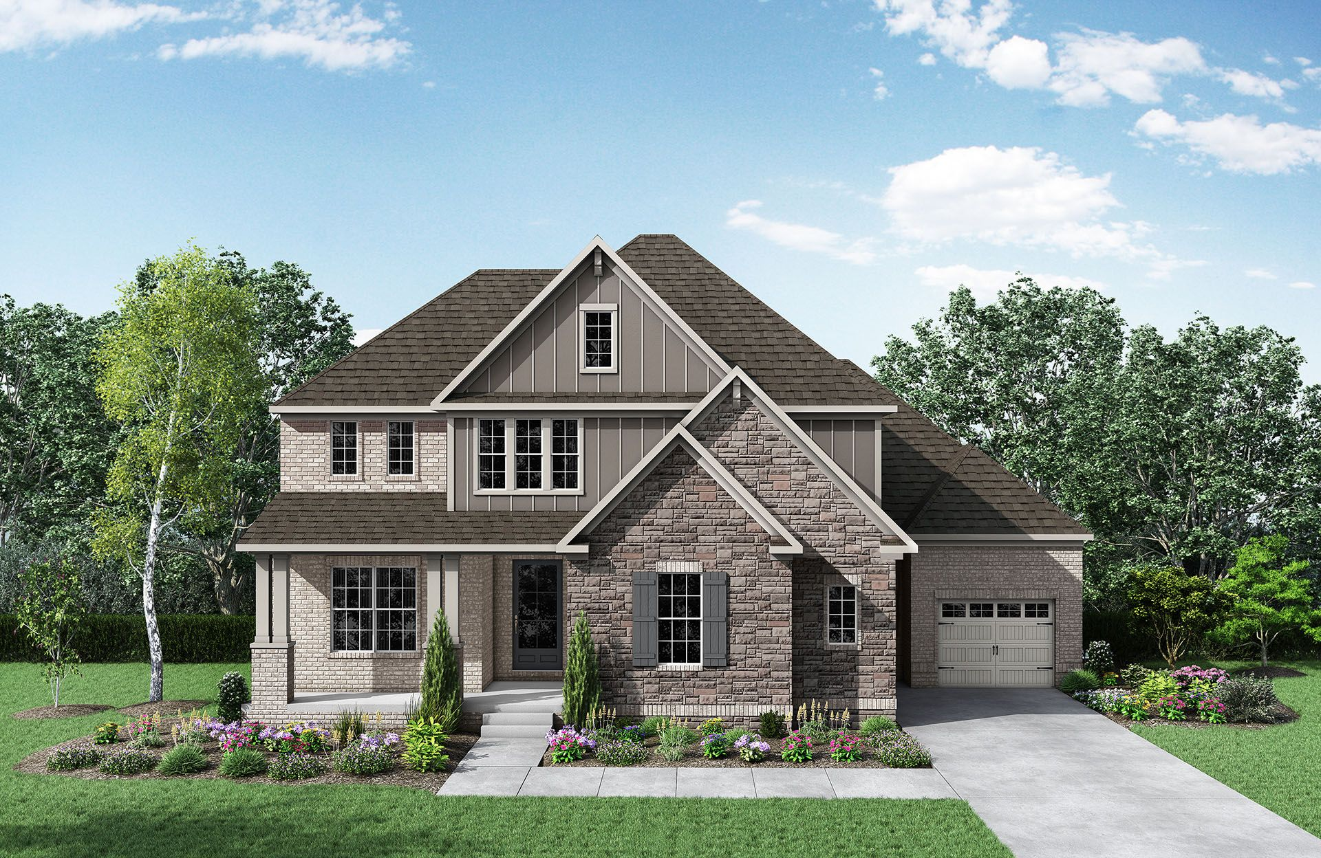 Single Family for Active at Oakdale 143 Telfair Lane Nolensville, Tennessee 37135 United States