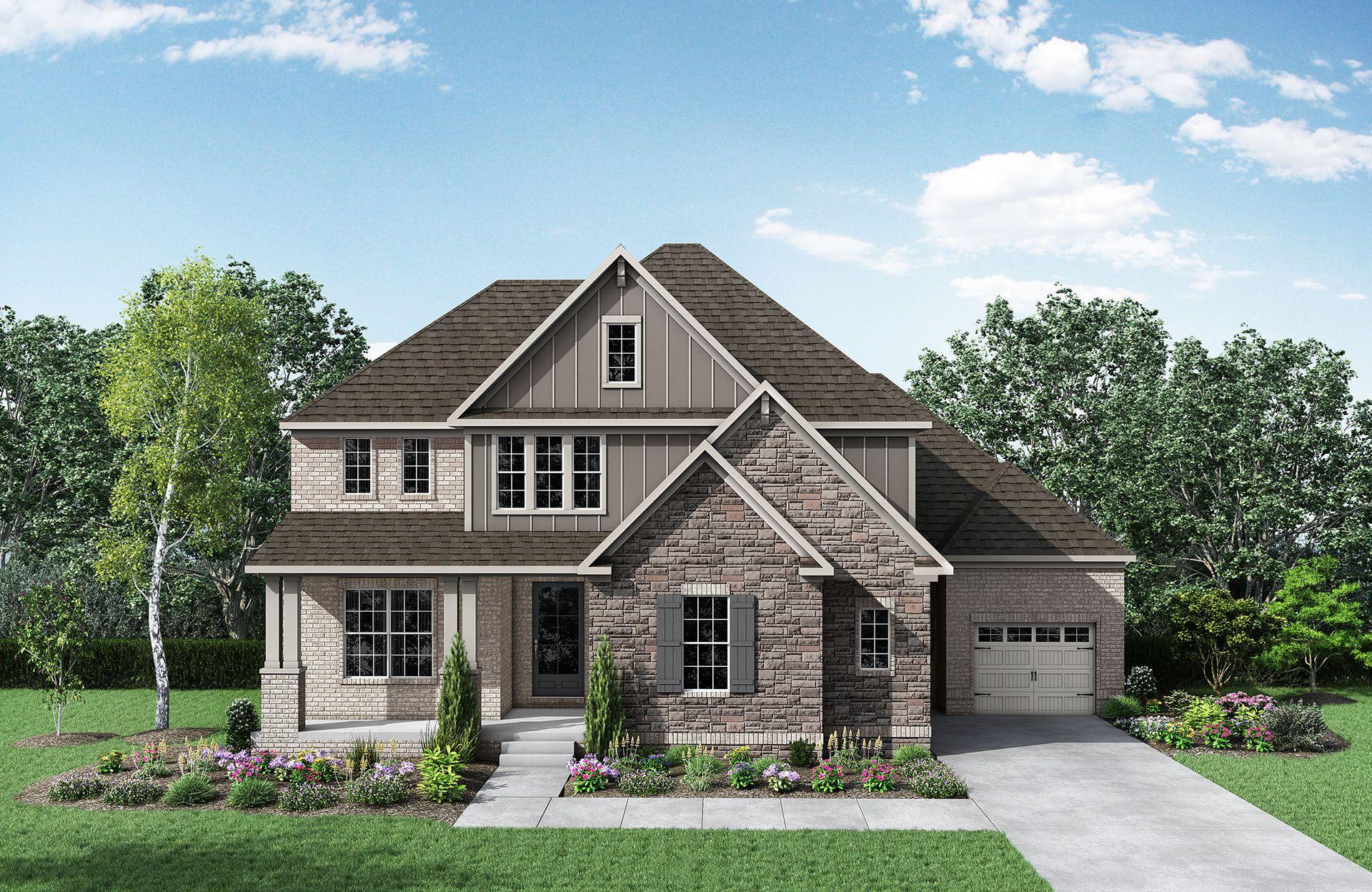 单亲家庭 为 销售 在 Oakdale 143 Telfair Lane Nolensville, Tennessee 37135 United States