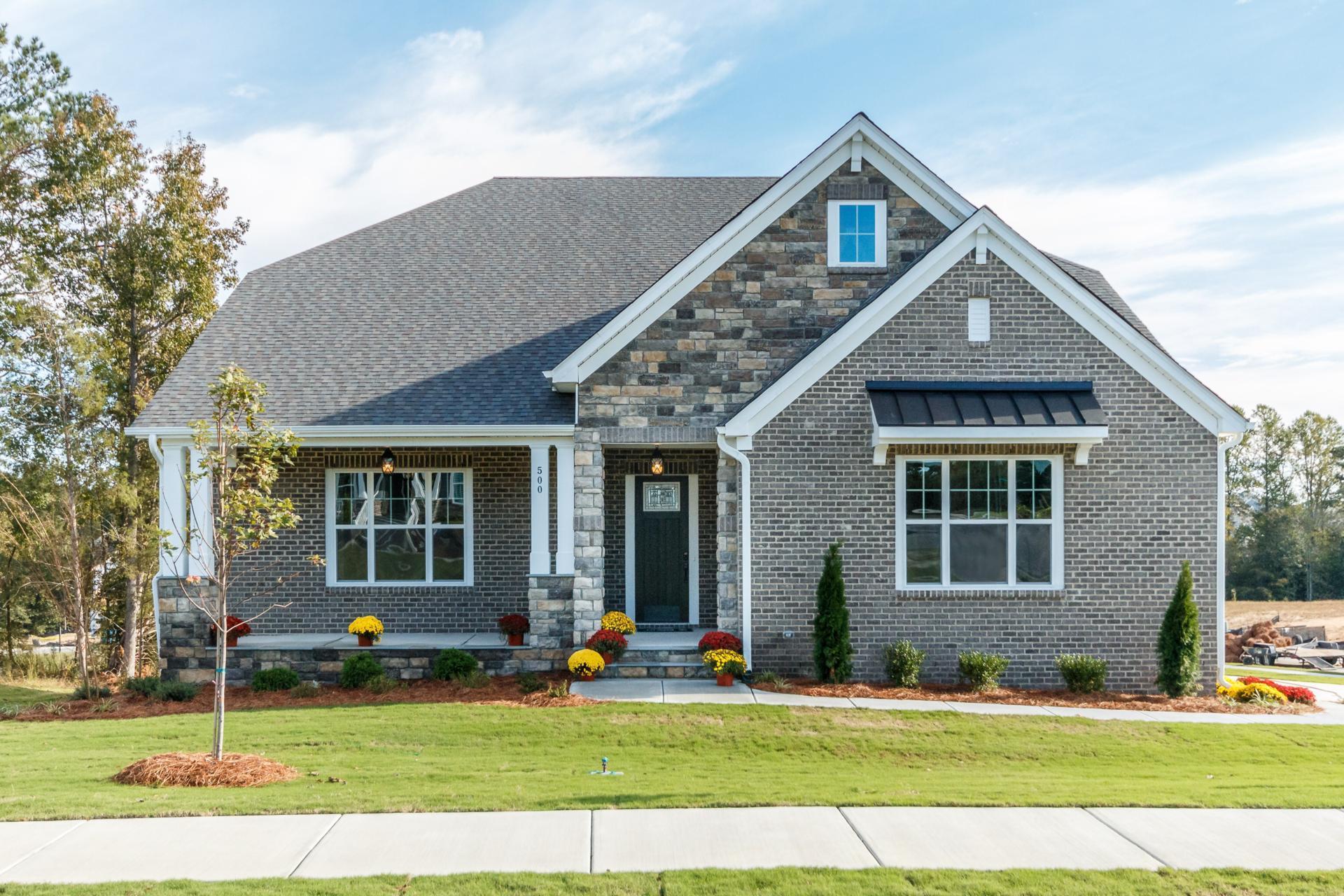 Single Family for Active at Woodbury 500 Adkins Ridge Road Rolesville, North Carolina 27571 United States