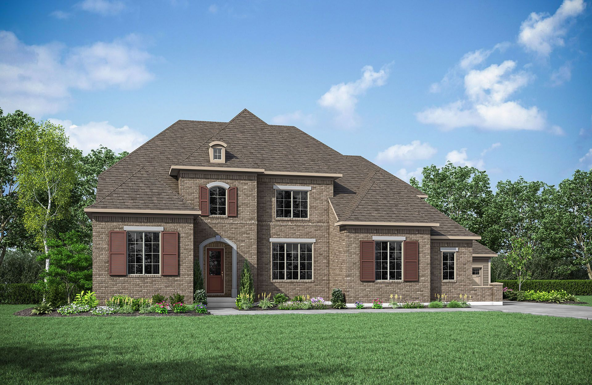 Single Family for Active at Great Falls 40834 Tulip Poplar Place Aldie, Virginia 20105 United States