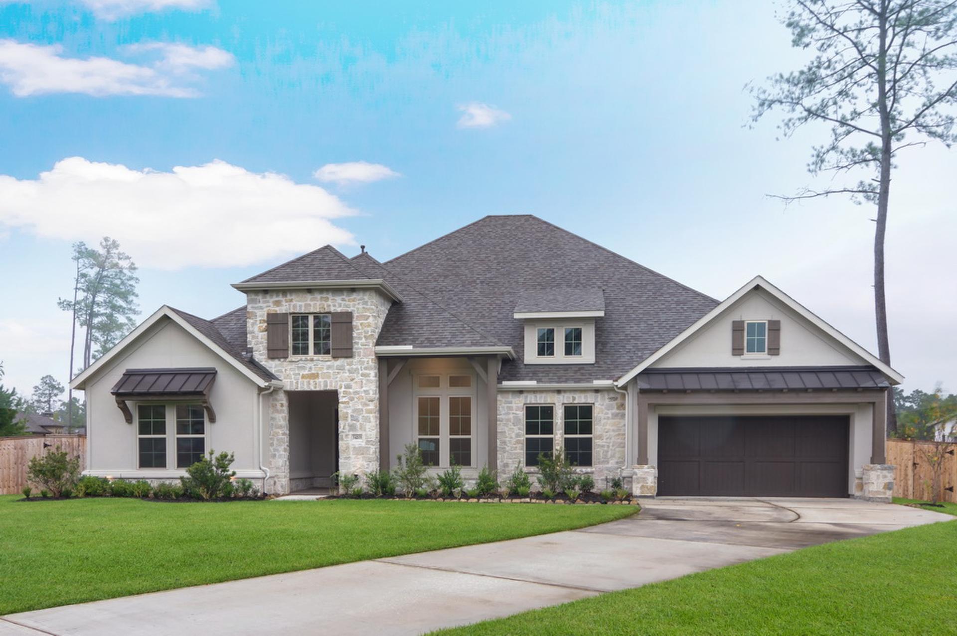 Single Family for Active at Castella 34203 Mill Creek Court Pinehurst, Texas 77362 United States