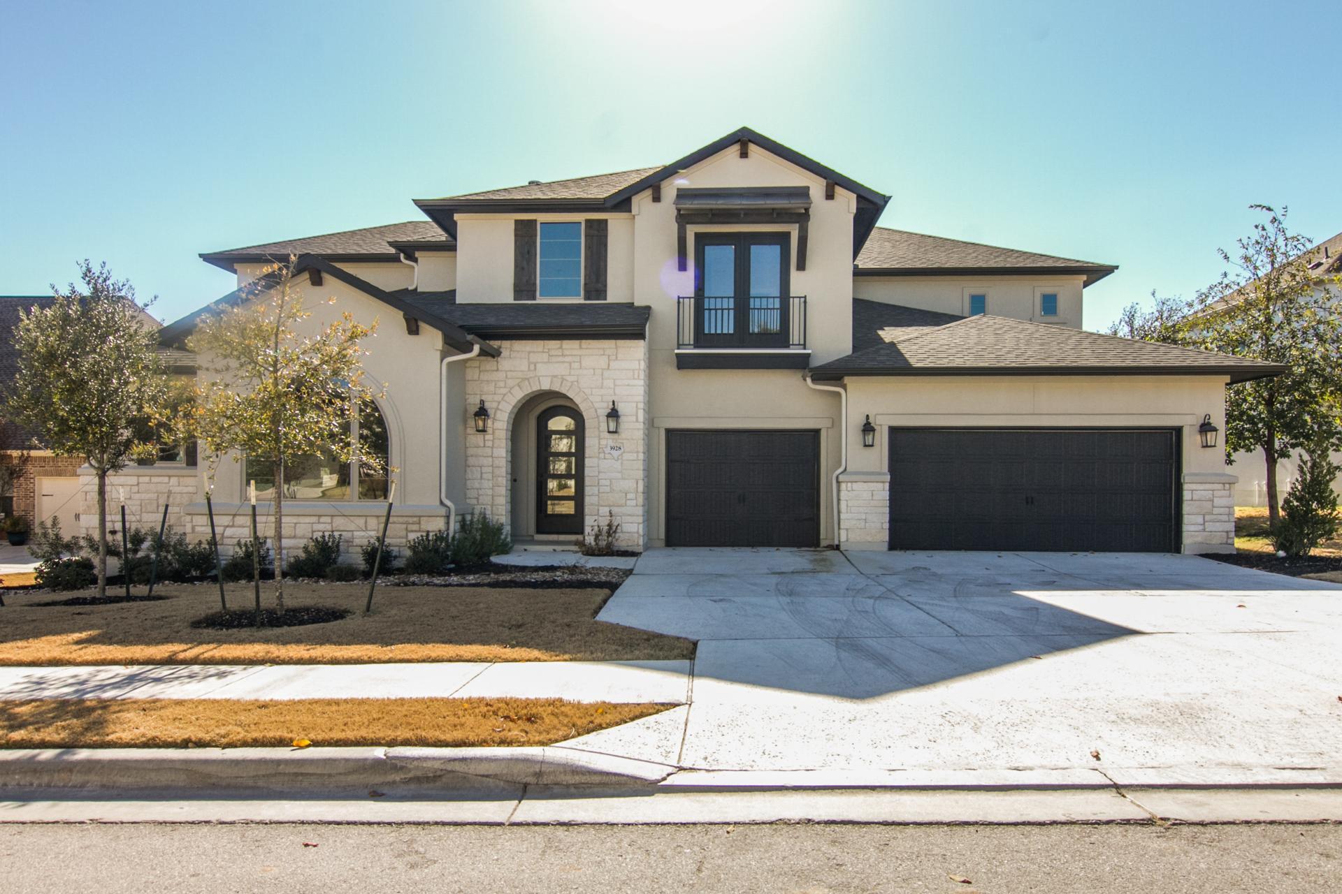 Single Family for Active at Delano 3928 Venezia View Leander, Texas 78641 United States