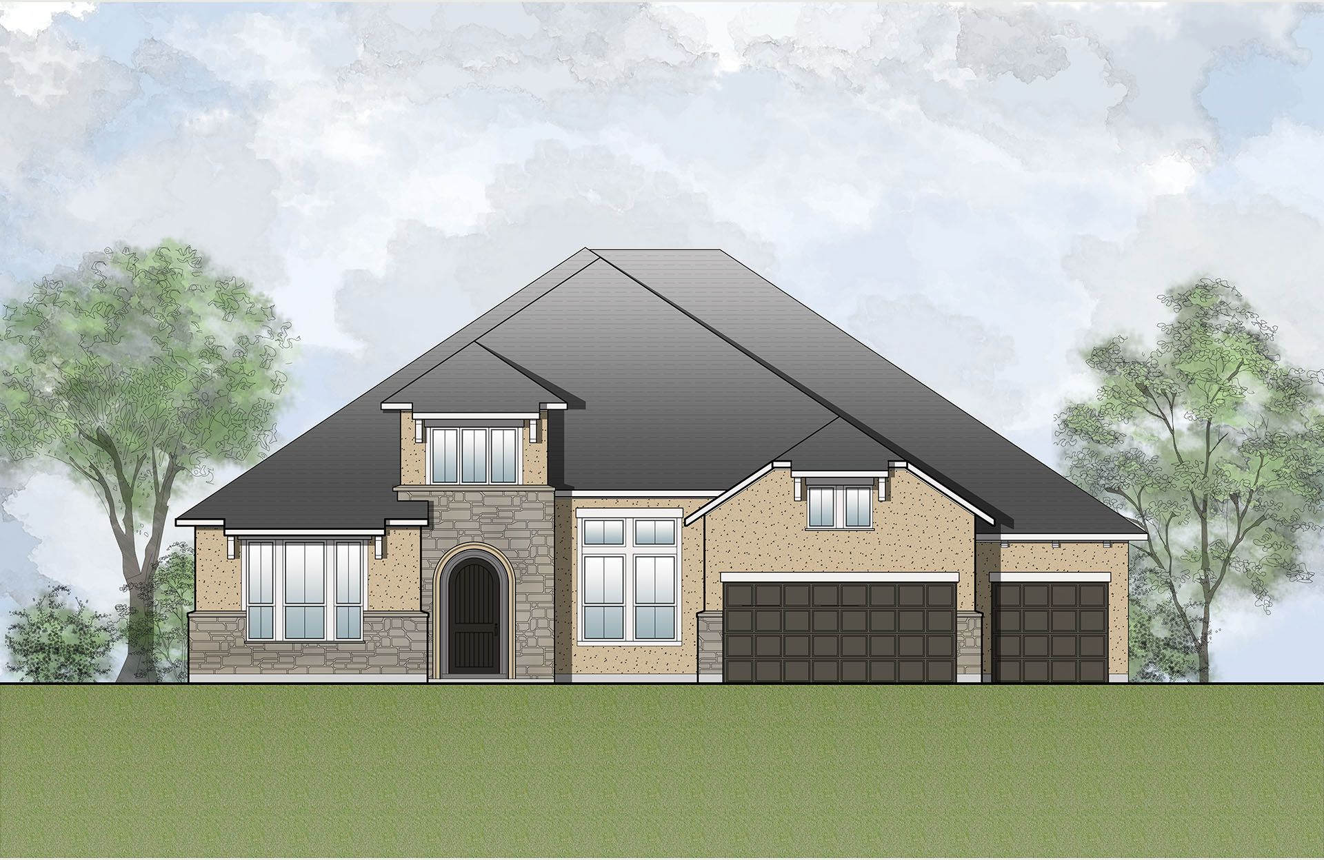 Single Family for Active at Callahan 2113 Normandy View Leander, Texas 78641 United States
