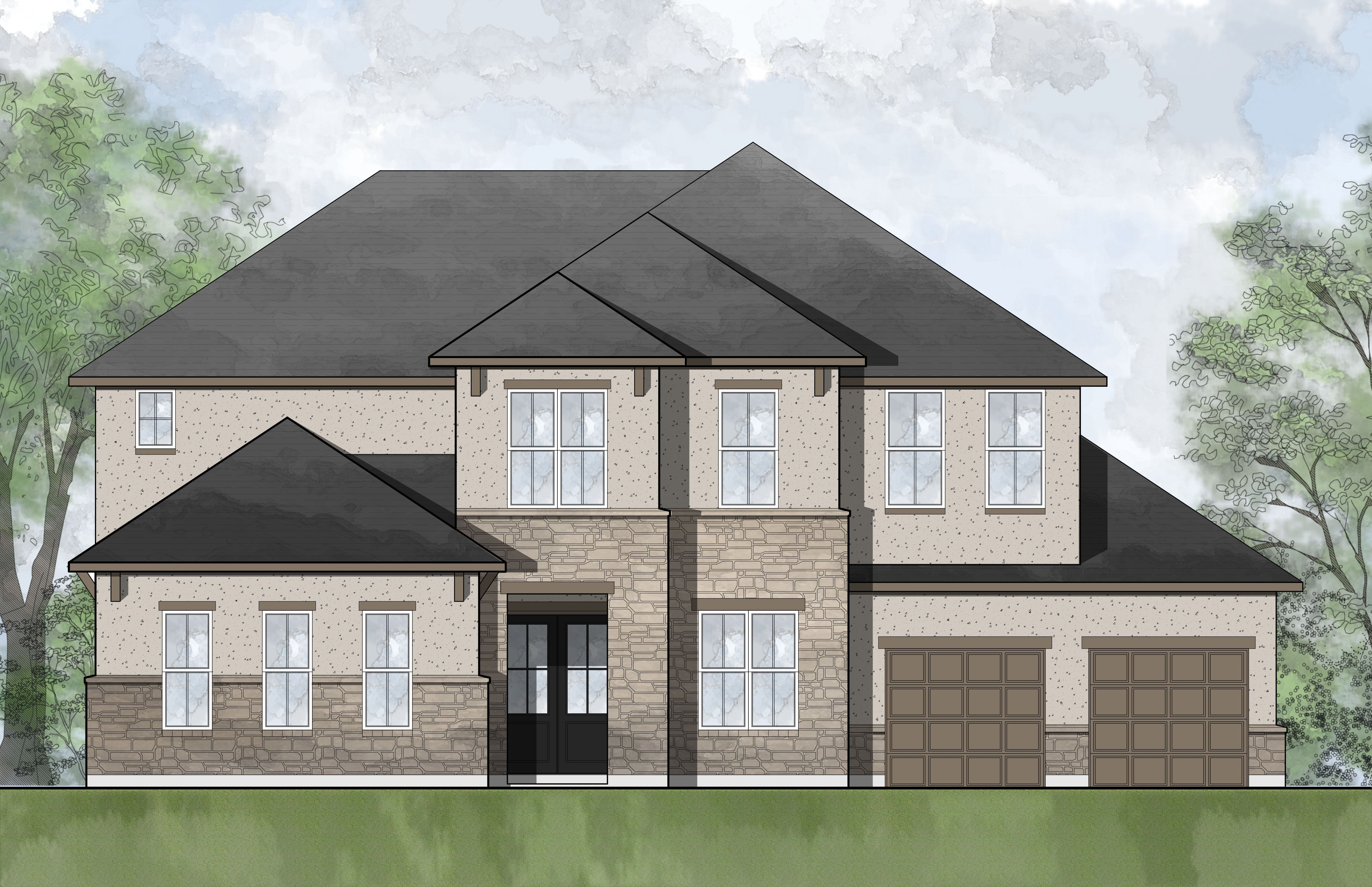 Single Family for Active at Briargate 10230 Delta Court Iowa Colony, Texas 77583 United States