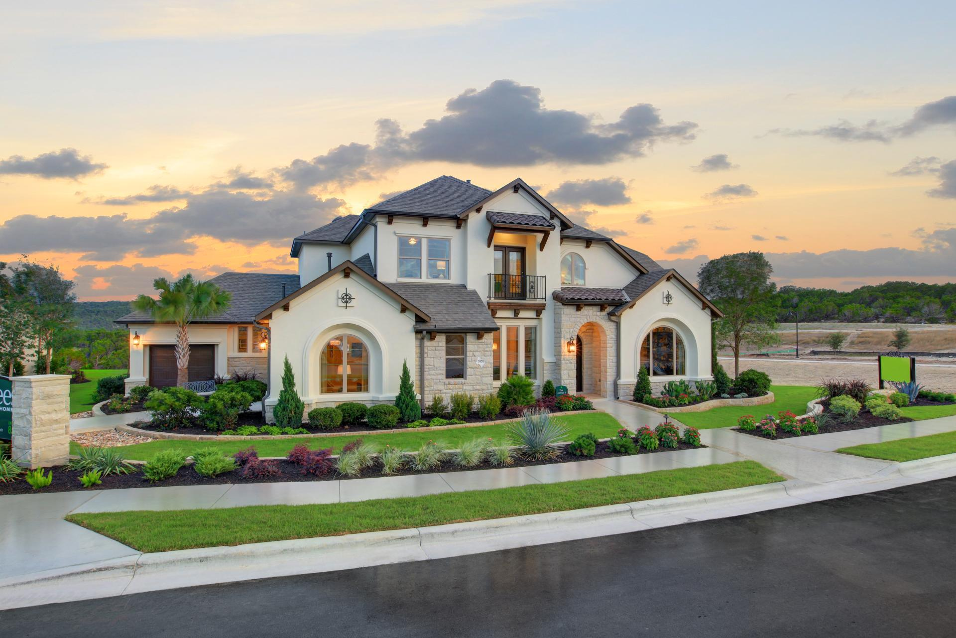 Single Family for Active at Marley 3717 Deep Pocket Drive Leander, Texas 78641 United States