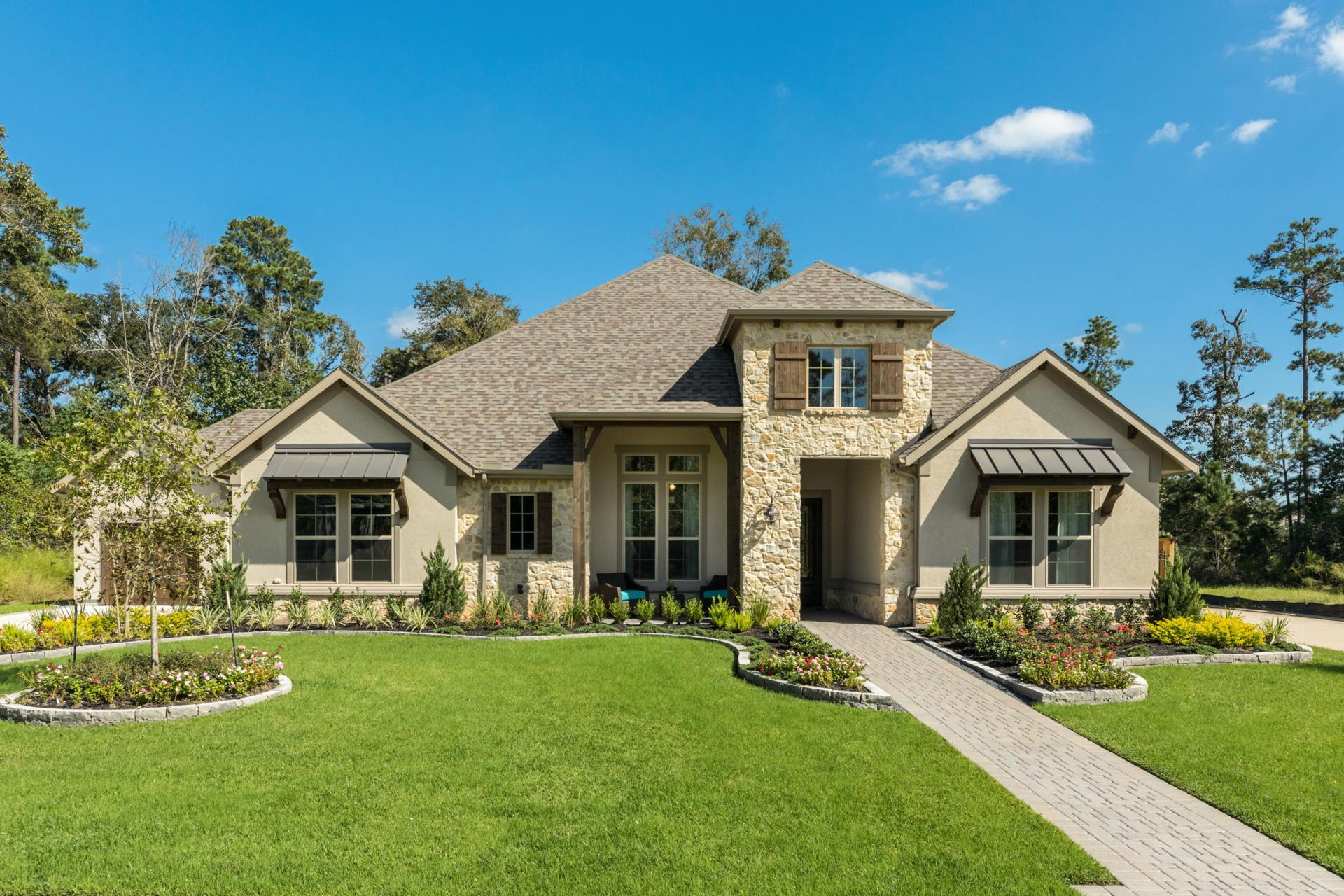 Single Family for Active at Sorenna 10919 Dew Meadows Court Cypress, Texas 77433 United States