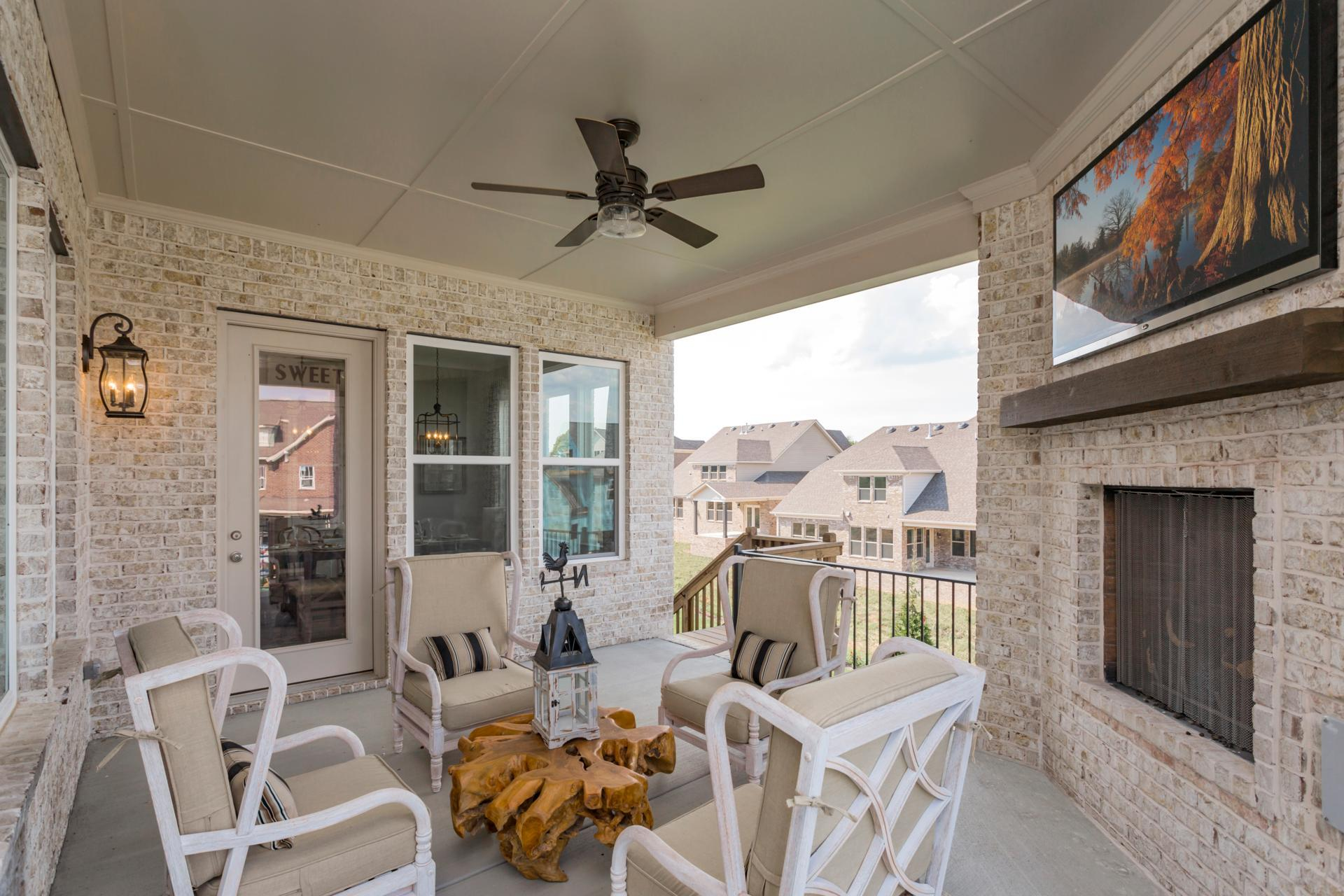 Single Family for Active at Somerville 988 Quinn Terrace Nolensville, Tennessee 37135 United States