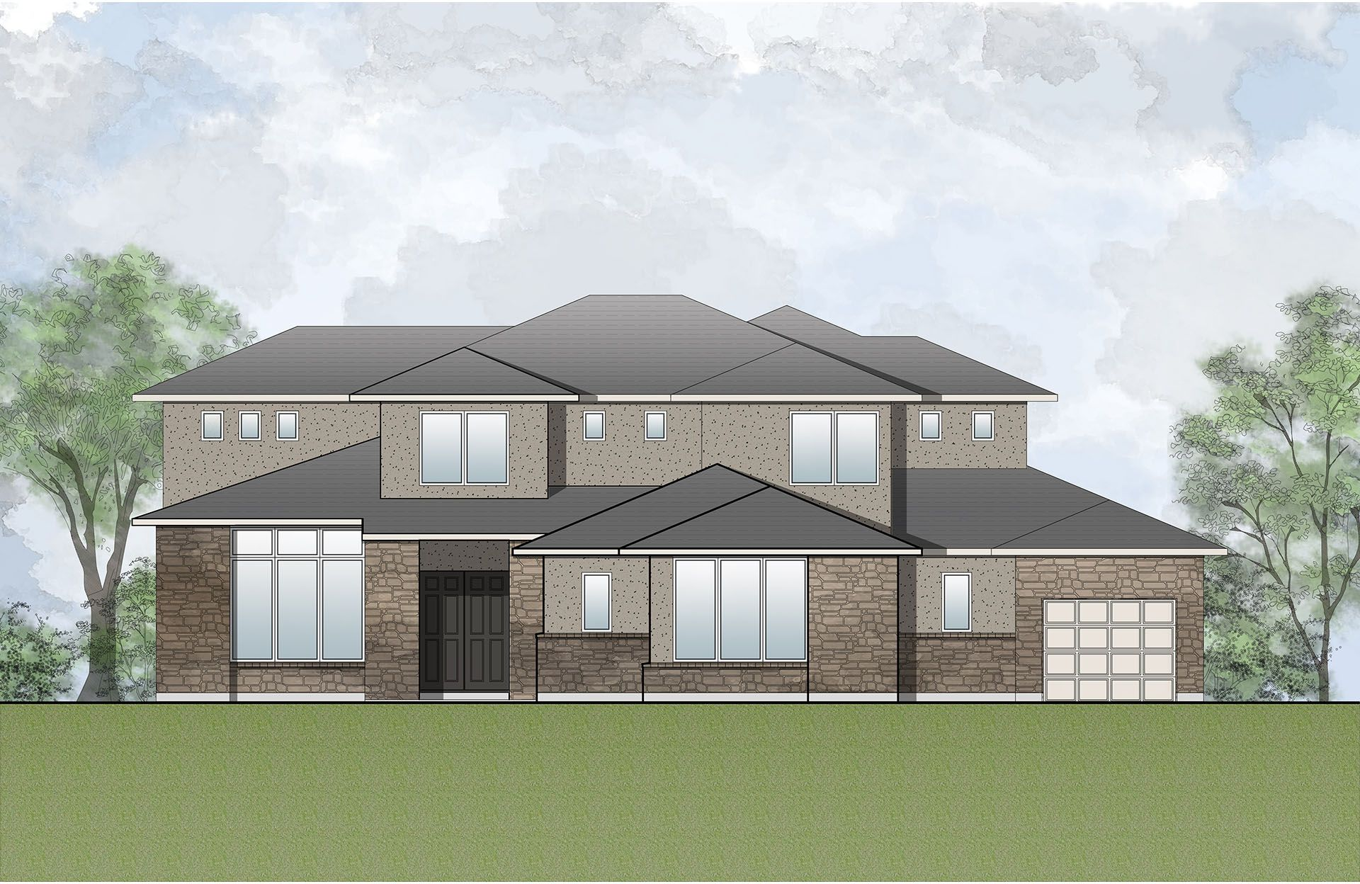 Single Family for Active at Harper's Preserve - Lynmar Ii Model Home Coming Soon! Conroe, Texas 77385 United States
