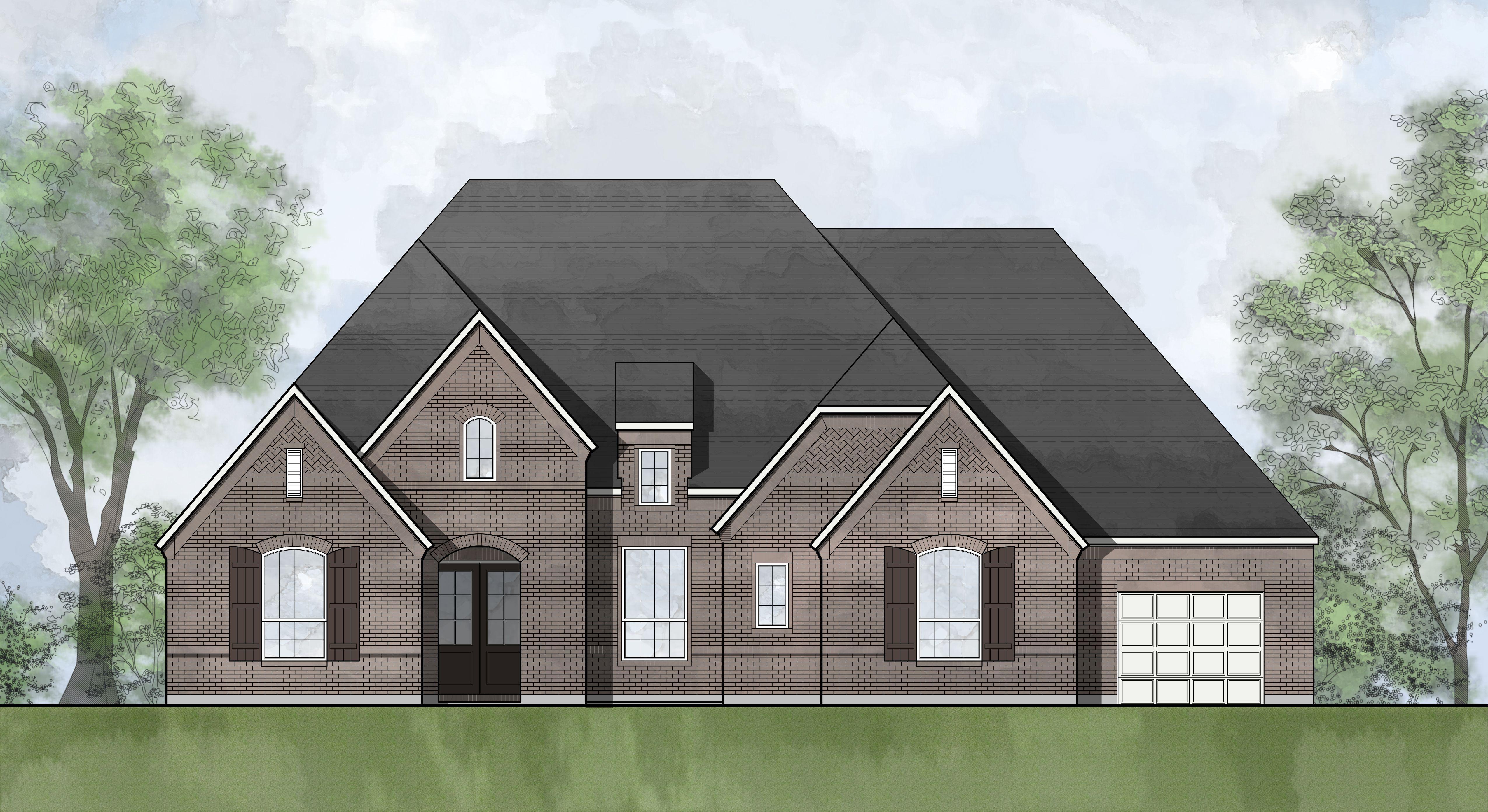 Single Family for Active at Woodtrace - Elmsley 33923 Redwood Park Pinehurst, Texas 77362 United States