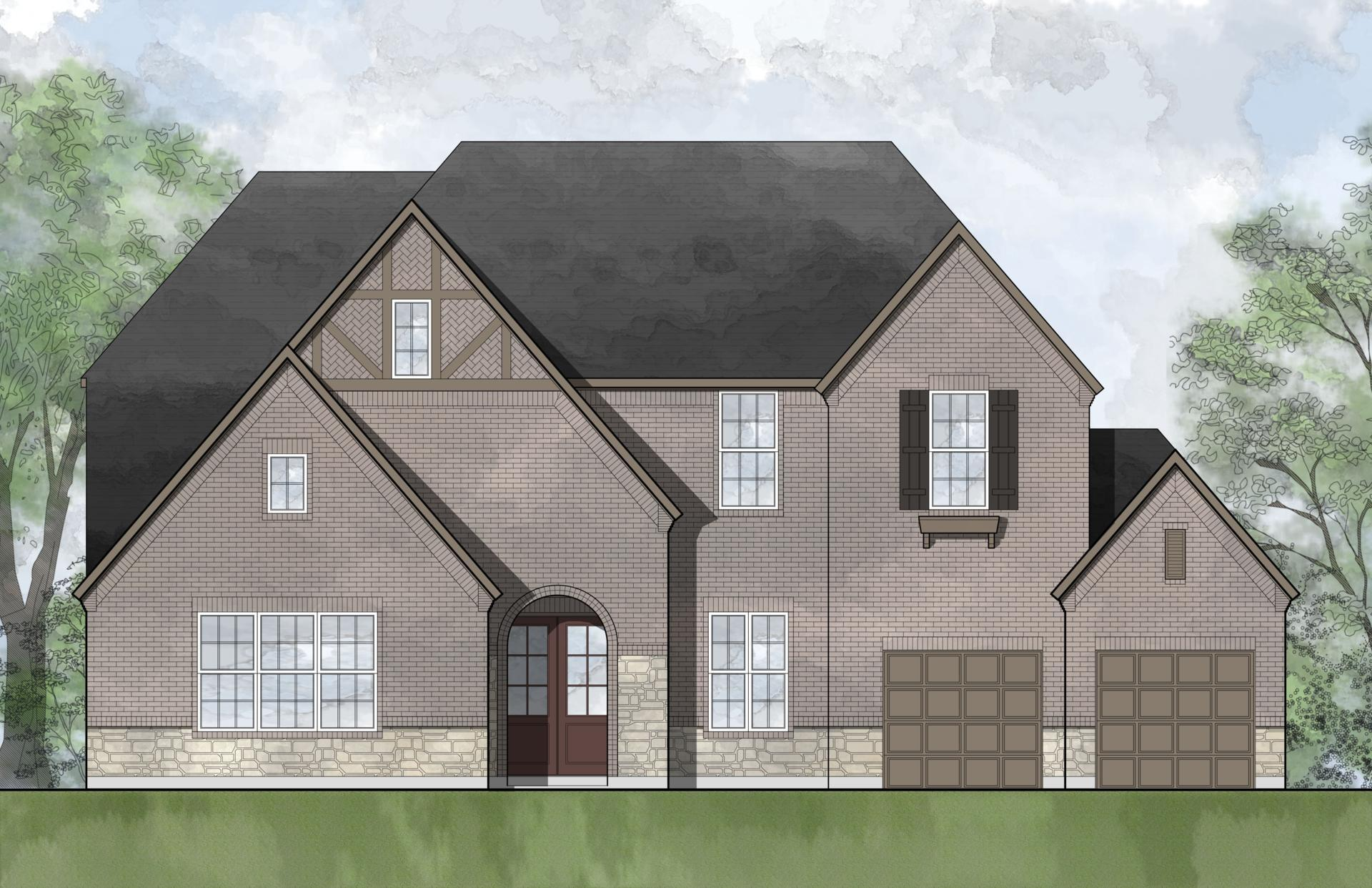 Single Family for Active at Meridiana - Briargate 3510 Halladay Way Iowa Colony, Texas 77583 United States