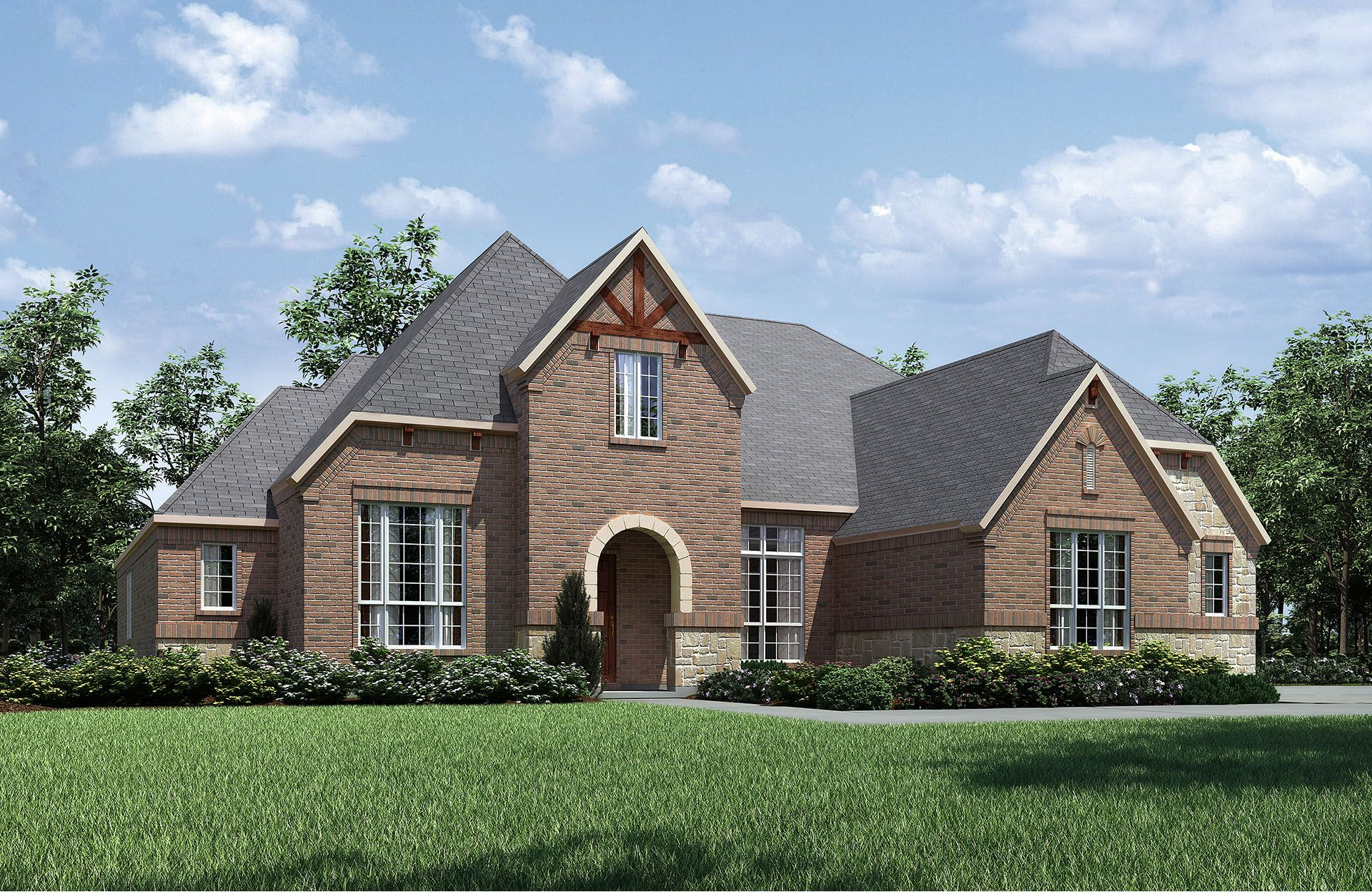 Single Family for Sale at Breezy Hill - Daventry Ii 795 Featherstone Rockwall, Texas 75087 United States