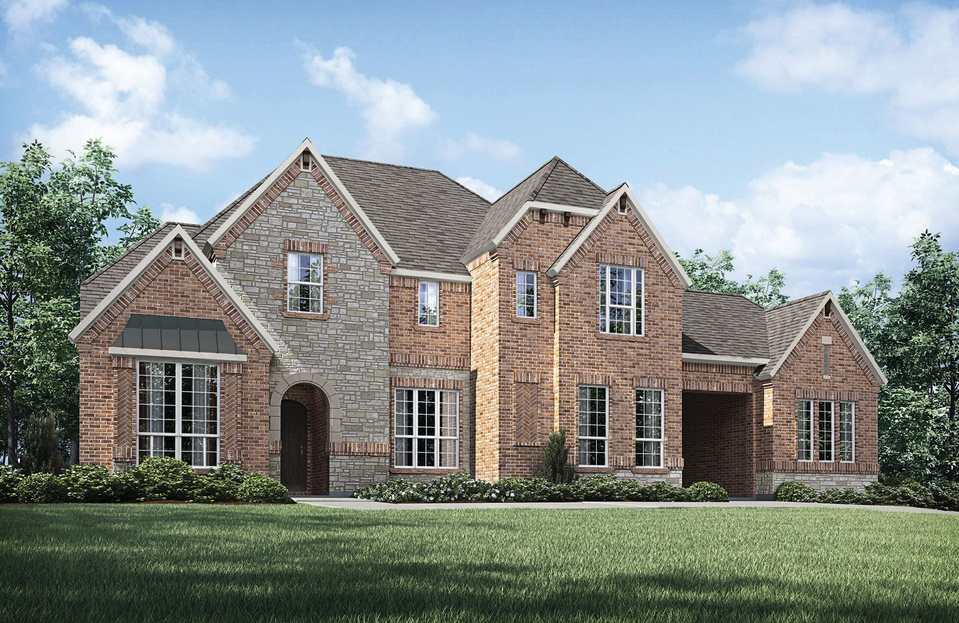 Single Family for Sale at Breezy Hill - Appleton 795 Featherstone Rockwall, Texas 75087 United States
