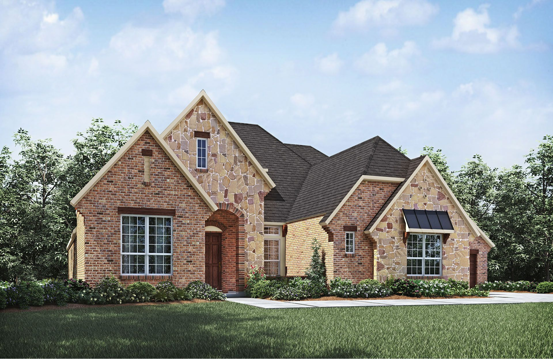 Single Family for Sale at Clearwater Ranch - Lauren Ii 212 Bold Sundown Liberty Hill, Texas 78642 United States