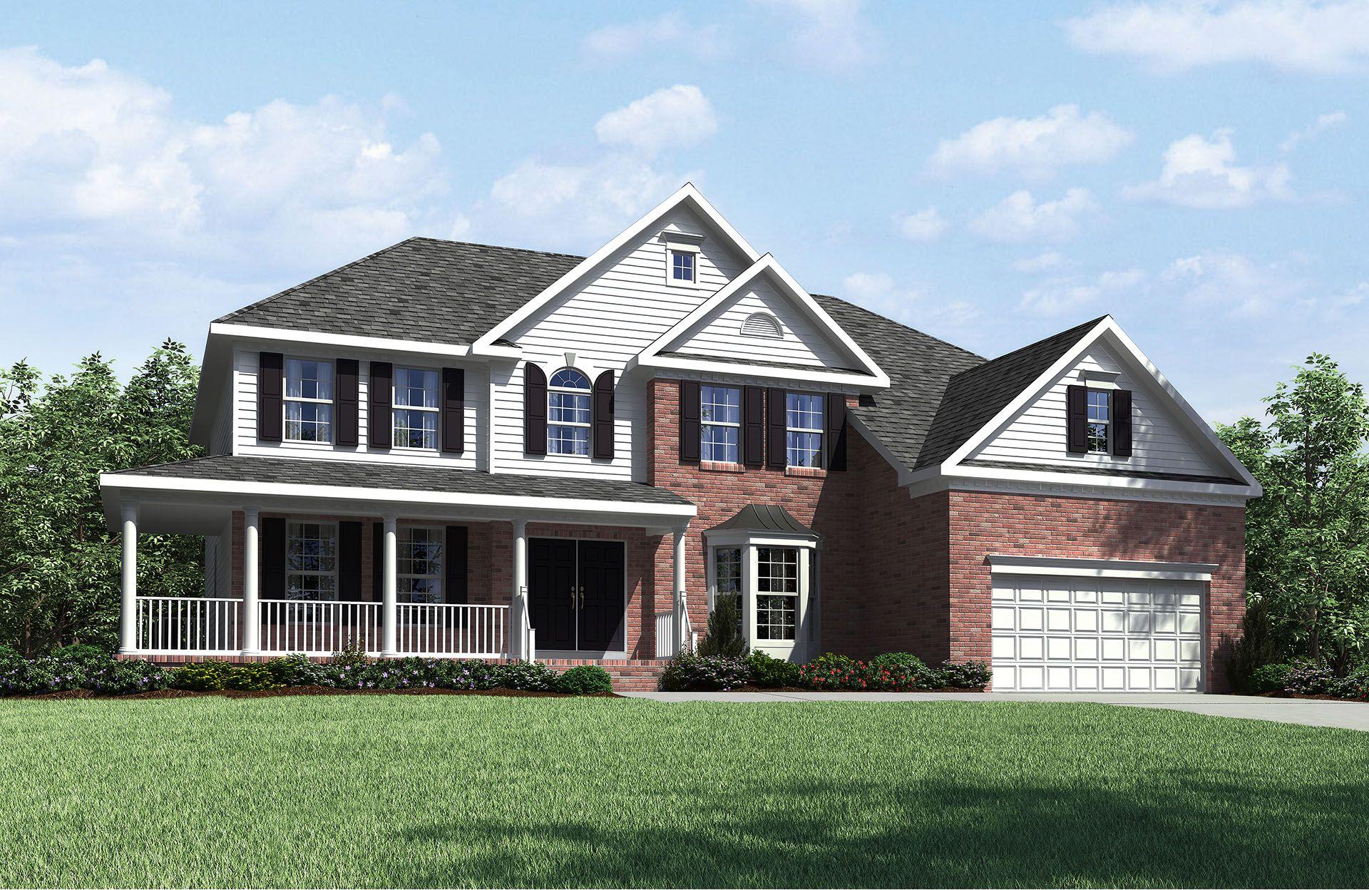 Single Family for Sale at Cabe Crossing - Langdon 2051 Greenbrook Lane Durham, North Carolina 27705 United States