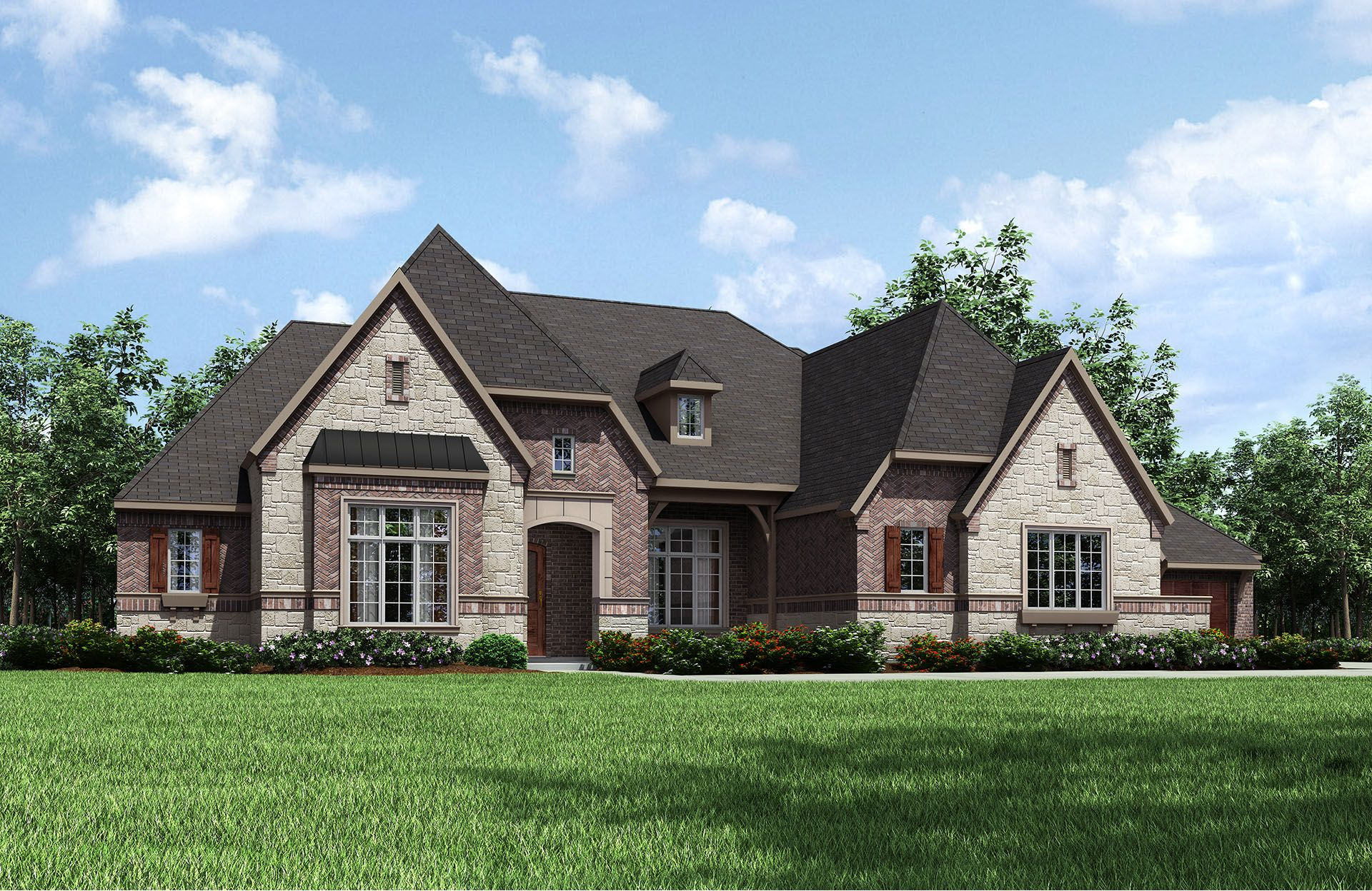 Single Family for Sale at Breezy Hill - Julian 795 Featherstone Rockwall, Texas 75087 United States