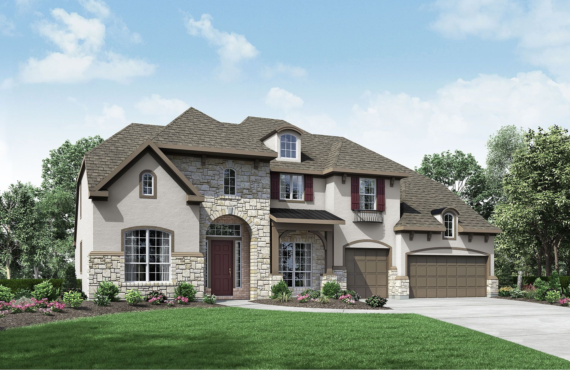 Single Family for Sale at Sweetwater - Driscoll 131 Waters View Court Dripping Springs, Texas 78620 United States