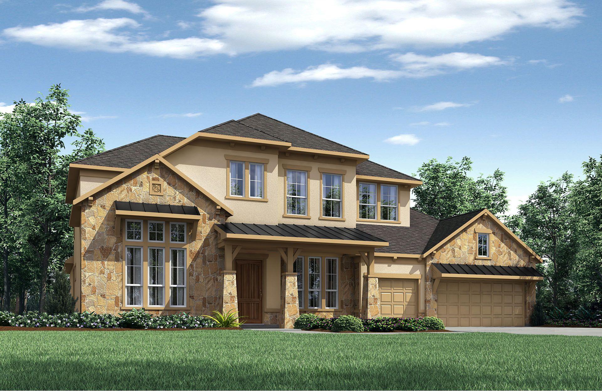 1608 Parke Bluff Bend, Cedar Park, TX Homes & Land - Real Estate