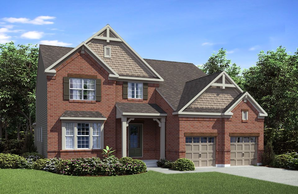 Single Family for Sale at Enclave At South Ridge - Rowan 3416 Southway Ridge Erlanger, Kentucky 41018 United States