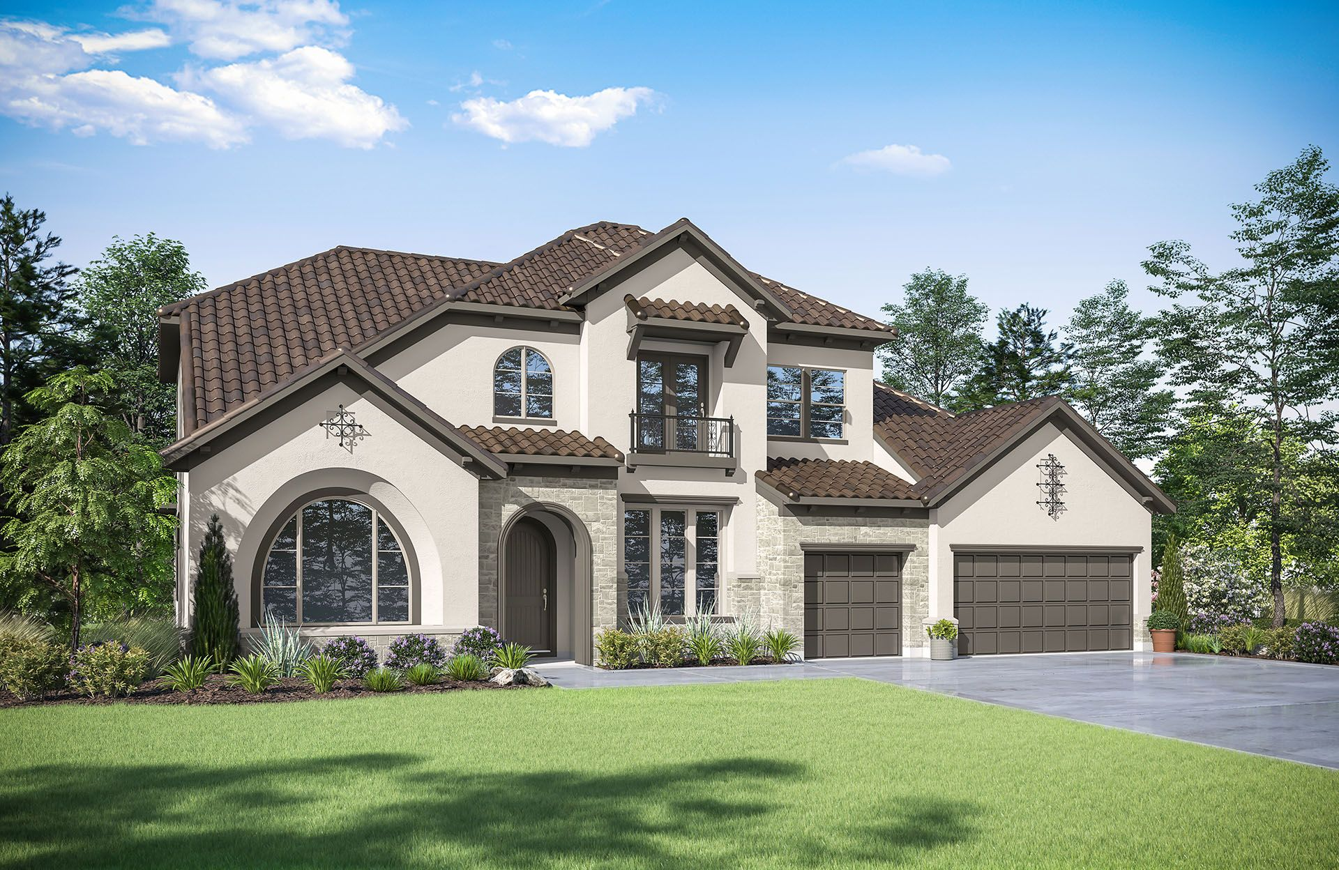 Single Family for Active at West Parke - Colinas 1501 Parke Bluff Bend Cedar Park, Texas 78613 United States