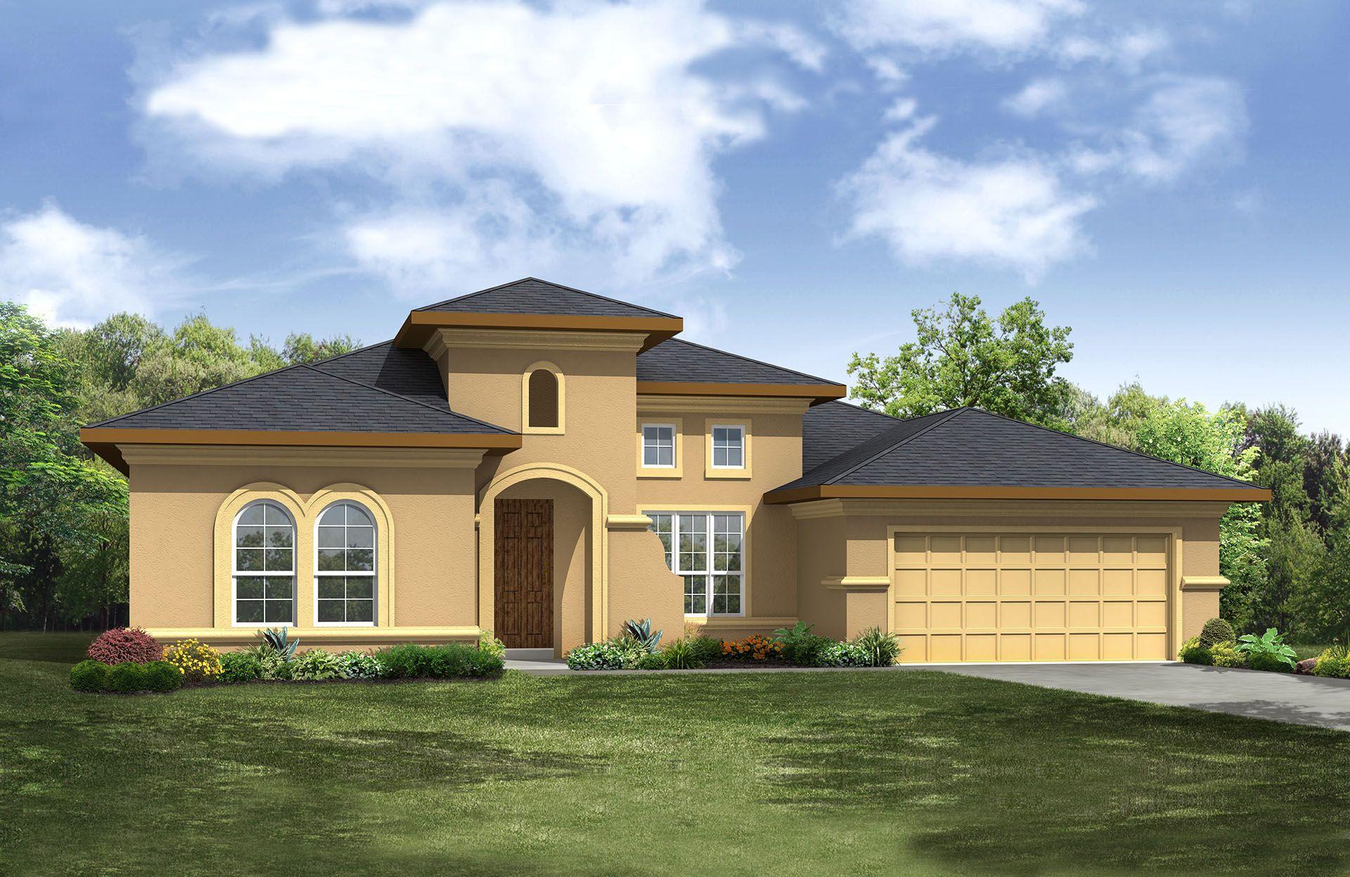 Single Family for Sale at Cimarron Hills - Taylor Ii 307 Flint Ridge Trail Georgetown, Texas 78628 United States