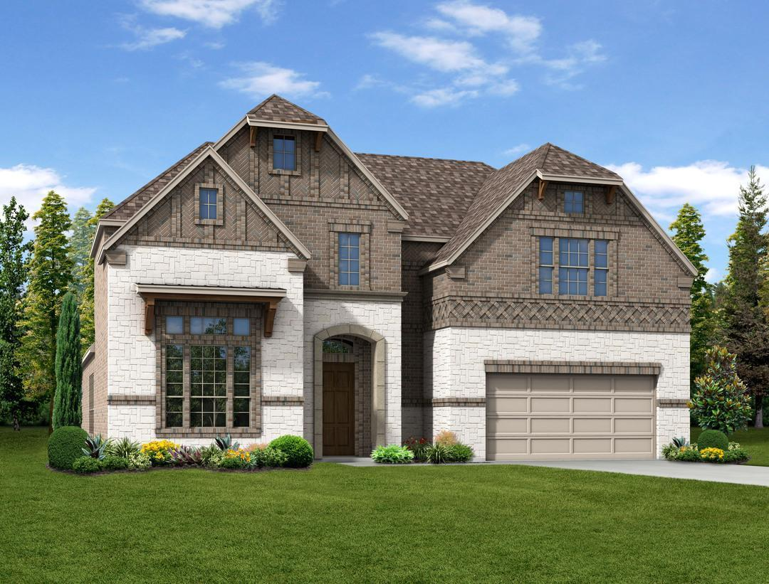 Single Family for Sale at The Vineyards - Harper 5062 - Metal 3113 Burgundy Trail Rowlett, Texas 75088 United States