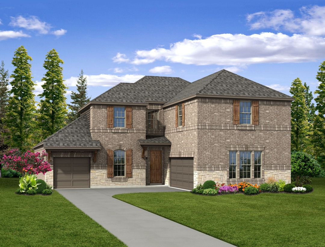 Single Family for Sale at Leighton 6510 Loire Valley Drive Rowlett, Texas 75088 United States