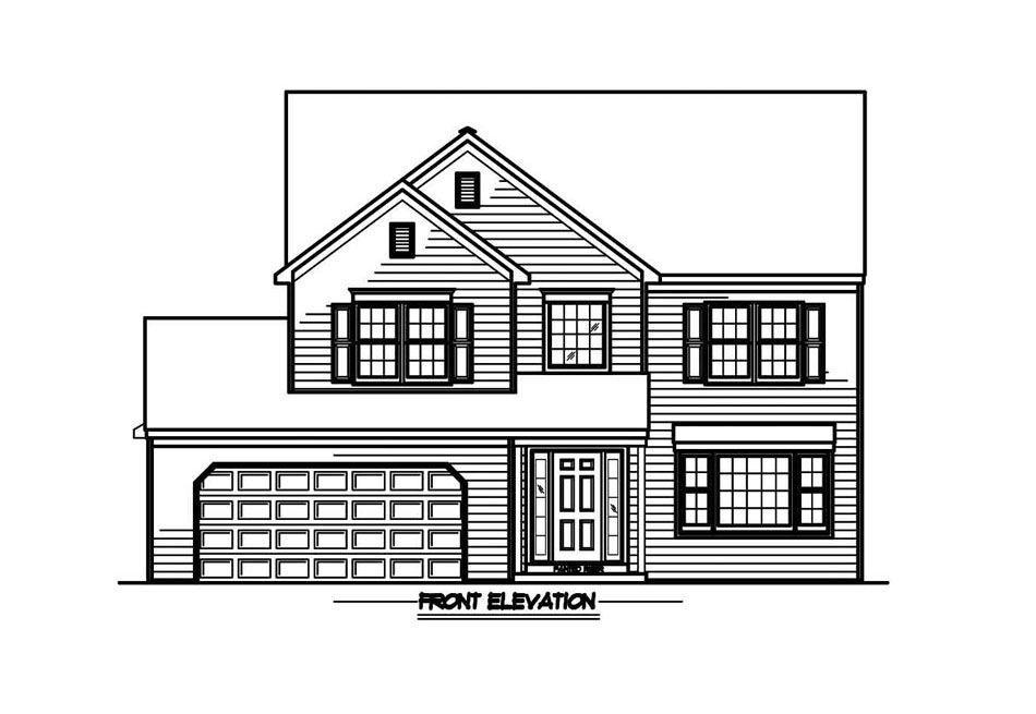Single Family for Sale at Barons Ridge - Carlton 706 Hamaker Rd Manheim, Pennsylvania 17545 United States