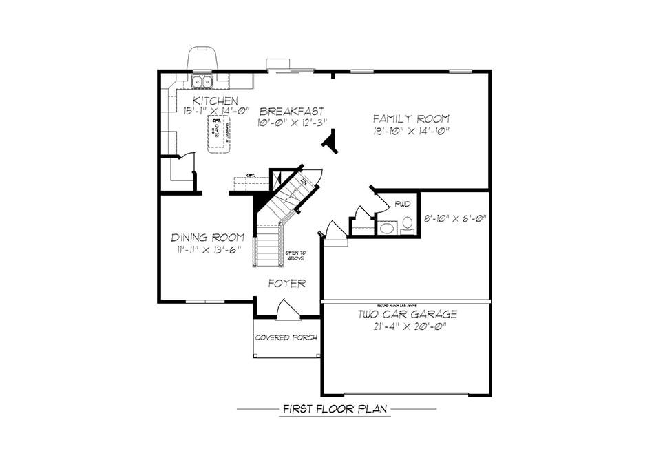 Egstoltzfus homes llc barons ridge linden 1339890 for Manheim floor plan