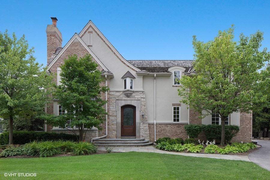 Single Family for Active at Hinsdale Meadows - 502 Hannah Lane 565 Hannah Lane Hinsdale, Illinois 60521 United States