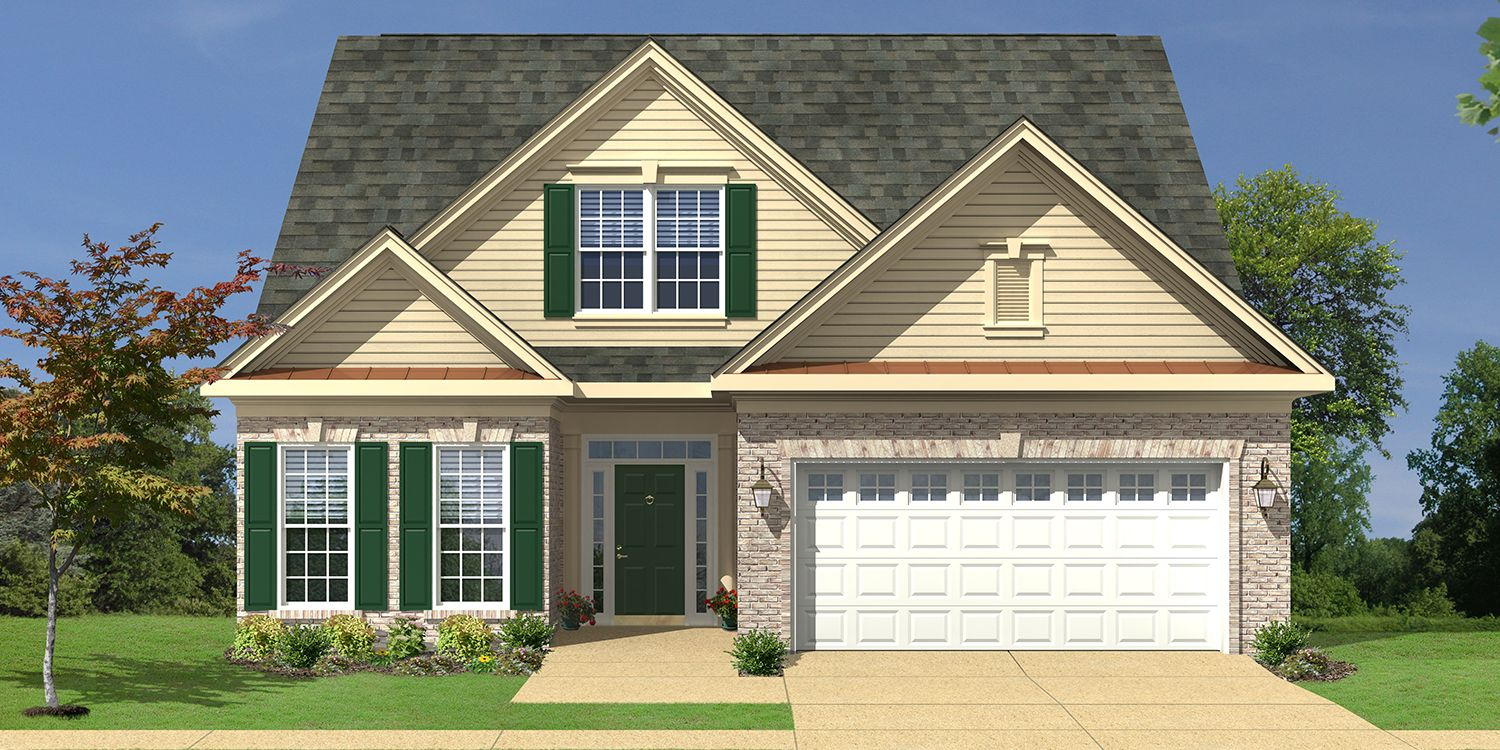 Single Family for Sale at Eagle Pointe - Edinburgh 1578 Scoonie Pointe Drive Chesapeake, Virginia 23322 United States
