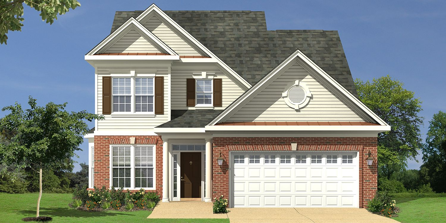 Single Family for Sale at Eagle Pointe - Waterford 1578 Scoonie Pointe Drive Chesapeake, Virginia 23322 United States