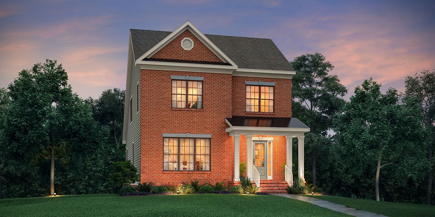 Single Family for Active at Greengate - Bromley 3340 Haydenpark Lane Henrico, Virginia 23233 United States