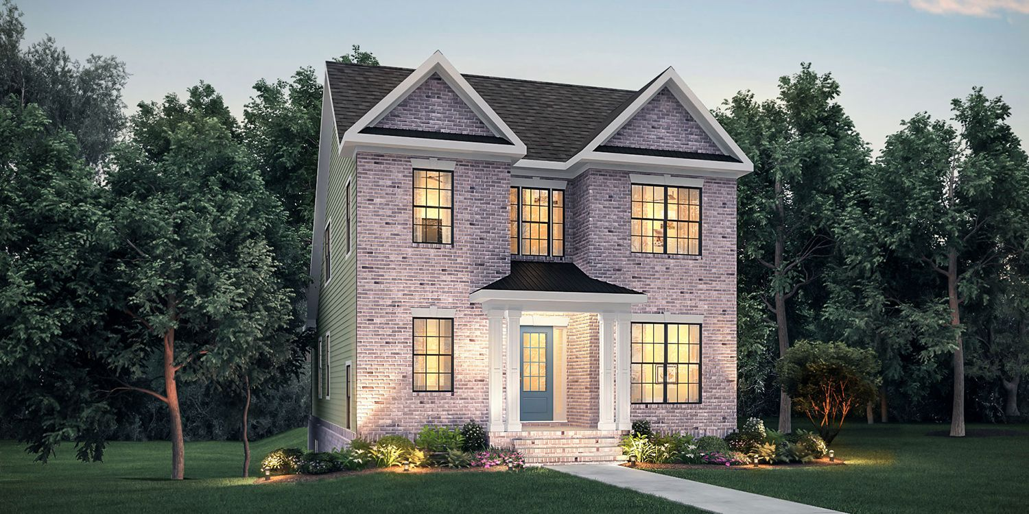 Single Family for Active at Greengate - Lafayette 3340 Haydenpark Lane Henrico, Virginia 23233 United States
