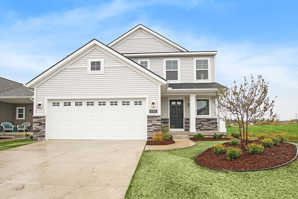 EastBrook Homes Elevation Image