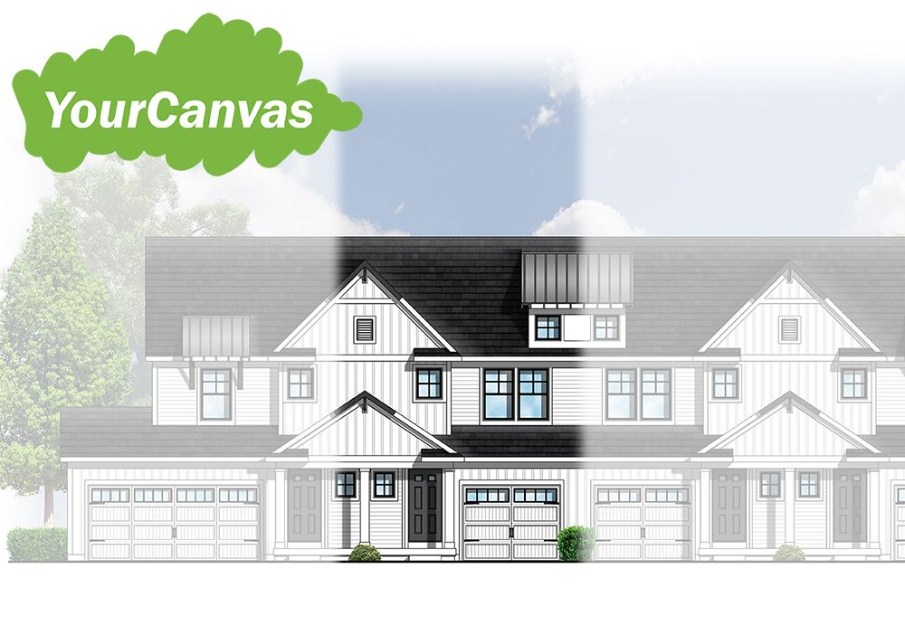EastBrook Homes Elevation Image