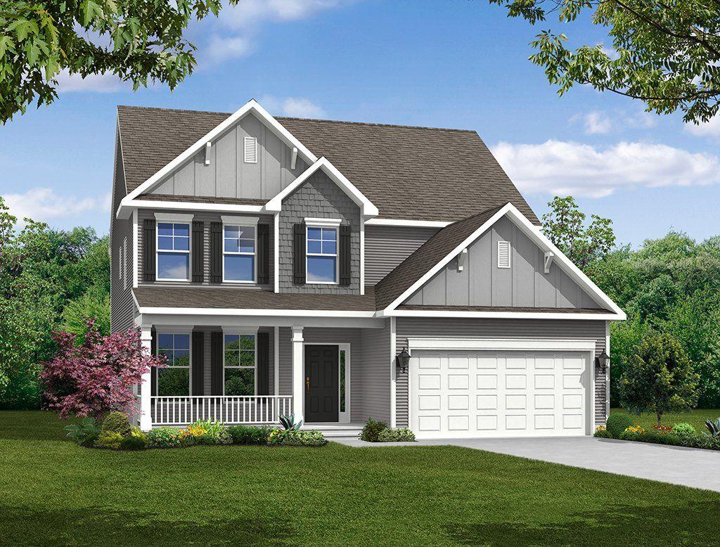 Single Family for Sale at Robinson Oaks - Cypress Iii 1303 Wiggins Drive Gastonia, North Carolina 28054 United States