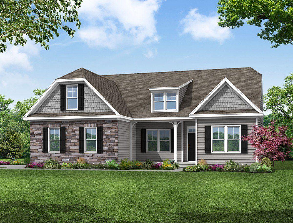 Single Family for Sale at Robinson Oaks - Caldwell 1303 Wiggins Drive Gastonia, North Carolina 28054 United States