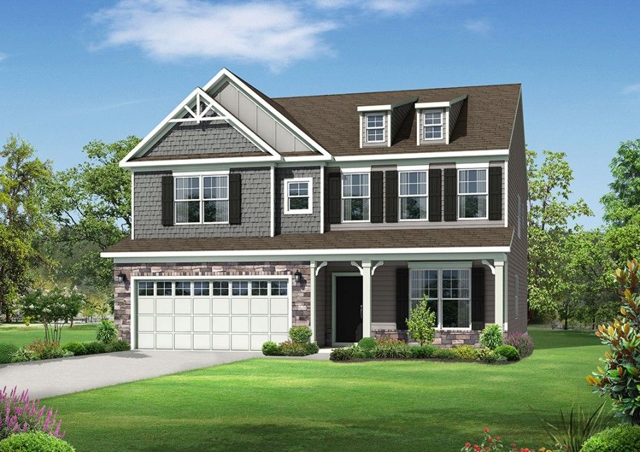 eastwood homes davidson floor plan