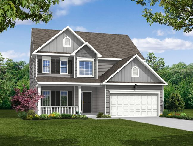 Single Family for Sale at Caledonia - Cypress Ii 1518 3 Bridges Road Easley, South Carolina 29642 United States