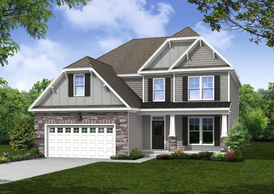 Single Family for Sale at Somerset At Autumn Cove - Mcdowell 4854 Summerside Dr Lake Wylie, South Carolina 29710 United States