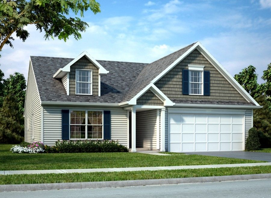 Eastwood homes the enclave at lismore park laurens for Home builders greer sc