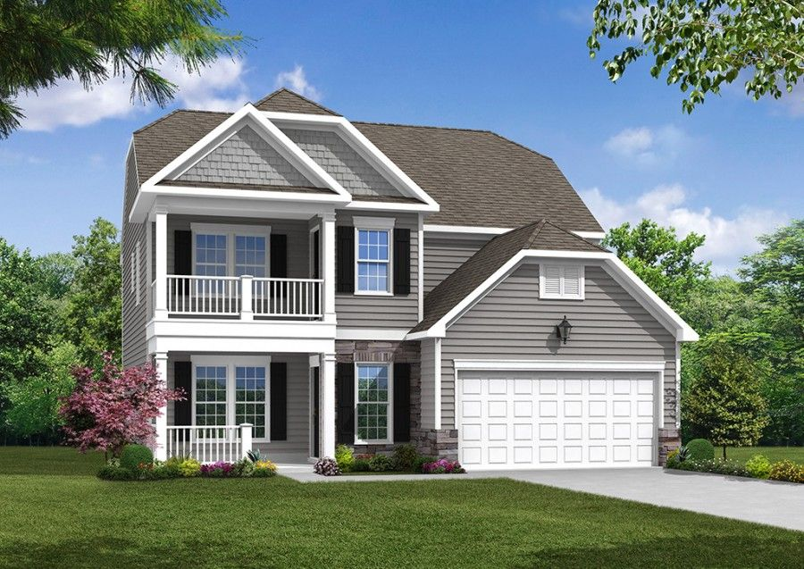 Eastwood homes cascade creek drexel 1241798 Modern homes for sale in virginia