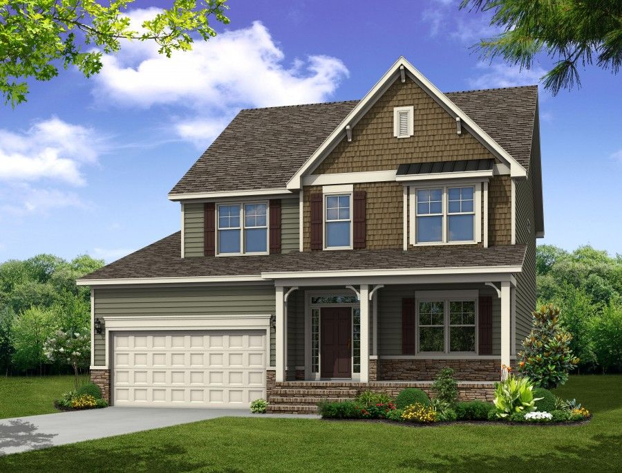 Patriots landing new homes in quinton va by eastwood homes for Eastwood homes floor plans